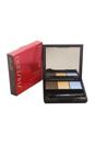 Luminizing Satin Eye Color Trio - # GD804 Opera by Shiseido for Women - 0.1 oz Eye Color