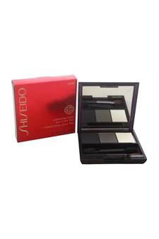 Luminizing Satin Eye Color Trio - # GY901 Snow Shadow by Shiseido for Women - 0.1 oz Eye Color