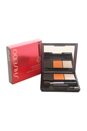 Luminizing Satin Eye Color Trio - # OR302 Fire by Shiseido for Women - 0.1 oz Eye Color