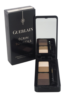 Eyebrow Kit 4 Long-Lasting Powders - # 00 Universel by Guerlain for Women - 0.14 oz Powder