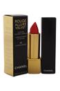 Rouge Allure Velvet Luminous Matte Lip Colour - # 46 La Malicieuse by Chanel for Women - 0.12 oz Lipstick