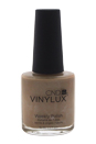 CND Vinylux Weekly Polish - # 123 Impossibly Plush by CND for Women - 0.5 oz Nail Polish