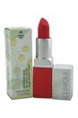 Clinique Pop Lip Colour + Primer - # 06 Poppy Pop by Clinique for Women - 0.13 oz Lipstick