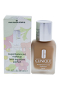 Superbalanced makeup - # 04 Cream Chamois (VF/MF-G) - Normal To Oily Skin by Clinique for Women - 1 oz Foundation