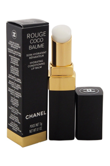 Chanel Rouge Coco Baume Hydrating Conditioning Lip Balm women 0.1oz