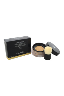 Chanel Vitalumiere Loose Powder Foundation With Mini Kabuki Brush SPF 15 No. 30 women 0.33oz