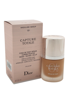 Christian Dior Capture Totale Triple Correcting Serum Foundation SPF 25 - # 021 Linen women 1oz