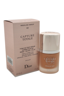 Christian Dior Capture Totale Triple Correcting Serum Foundation SPF 25 - # 022 Cameo women 1oz