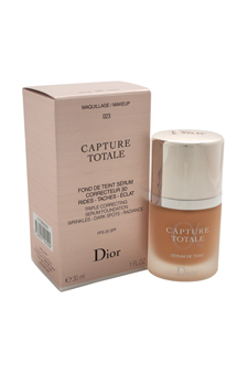 Christian Dior Capture Totale Triple Correcting Serum Foundation SPF 25 - # 023 Peach women 1oz