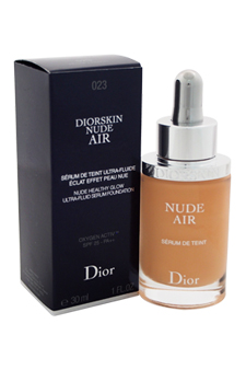 Christian Dior Diorskin Nude Air Serum Ultra-Fluid Serum Foundation SPF 25 - # 023 Peach women 1oz
