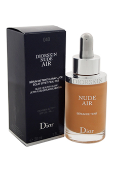 Christian Dior Diorskin Nude Air Serum Ultra-Fluid Serum Foundation SPF 25 - # 040 Honey Beige women 1oz