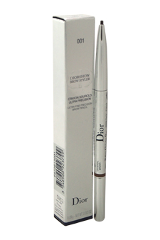 Christian Dior Diorshow Brow Styler Ultra-Fine Precision Brow Pencil - # 001 Universal Brown women 0.003oz