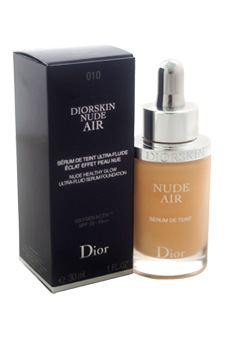 Christian Dior Diorskin Nude Air Serum SPF 25 - # 010 Ivory women 1oz