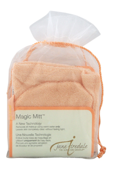 Magic Mitt Makeup Remover Glove by Jane Iredale for Women - 1 Pc Makeup Remover Glove