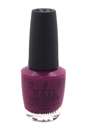 Nail Lacquer - # NL N37 Push & Pur-Pull by OPI for Women - 0.5 oz Nail Polish
