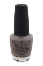 Nail Lacquer - # NL A61 Taupe-Less Beach by OPI for Women - 0.5 oz Nail Polish