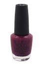 Nail Lacquer - # NL C15 Get Cherried Away by OPI for Women - 0.5 oz Nail Polish
