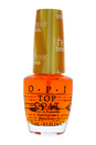 Top Coat - # NT S01 I'm Never Amberrassed by OPI for Women - 0.5 oz Nail Polish