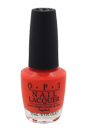 Nail Lacquer - # NL A69 Live Love Carnaval by OPI for Women - 0.5 oz Nail Polish