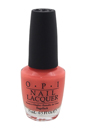 Nail Lacquer - # NL C35 Sorry I'm Fizzy Today by OPI for Women - 0.5 oz Nail Polish