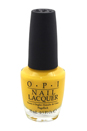 Nail Lacquer - # NL A65 I Just Can't Cope-Acabana by OPI for Women - 0.5 oz Nail Polish