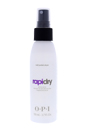Rapidry Nail Polish Dryer by OPI for Women - 4 oz Nail Polish