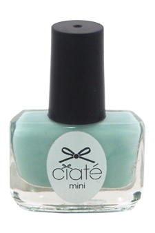 Mini Paint Pot Nail Polish and Effects - Pepperminty/Minty Fresh