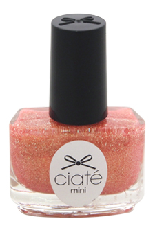 Mini Paint Pot Nail Polish and Effects - Mineral Love/Sparkly Soft Pink With an