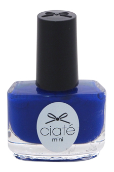 Mini Paint Pot Nail Polish and Effects - Pool Party/Deep Azure Blue