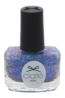 Mini Paint Pot Nail Polish and Effects - Risky Business/Switching Glitter With a Blend of Blue Sequins by Ciate London for Women - 0.17 oz Nail Polish