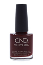 CND Vinylux Weekly Polish - # 106 Bloodline by CND for Women - 0.5 oz Nail Polish