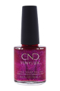 CND Vinylux Weekly Polish - # 190 Butterfly Queen by CND for Women - 0.5 oz Nail Polish