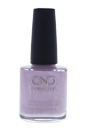 CND Vinylux Weekly Polish - # 216 Lavender Lace by CND for Women - 0.5 oz Nail Polish