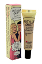 Put A Lid On It Eyelid Primer by the Balm for Women - 0.4 oz Eyelid Primer