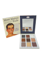 Meet Matte Nude Eyeshadow Palette by the Balm for Women - 0.9 oz Eyeshadow