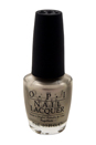 Nail Lacquer # NL T67 This Silver's Mine! by OPI for Women - 0.5 oz Nail Polish