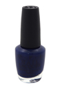 Nail Lacquer # NL A76 My Car has Navy-gation by OPI for Women - 0.5 oz Nail Polish