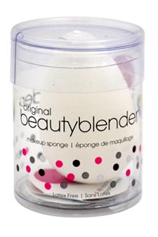 Pure Makeup Sponge Applicator - White by beautyblender for Women - 1 Pc Sponge
