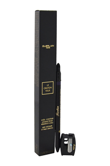 The Kohl Contour Water-Resistant Eye Pencil - # 03 Deep Purple by Guerlain for Women - 0.04 oz Eyeliner