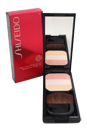 Face Color Enhancing Trio - # PK1 Lychee by Shiseido for Women - 0.24 oz Blush