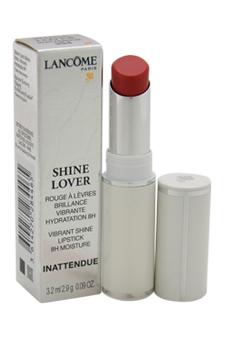 Shine Lover Vibrant Shine Lipstick - # 354 Inattendue by Lancome for Women - 0.09 oz Lipstick