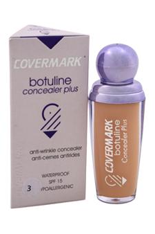 Botuline Concealer Plus Waterproof SPF 15 - # 3 by Covermark for Women - 0.27 oz Concealer