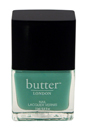 Nail Lacquer - Minted by Butter London for Women - 0.4 oz Nail Lacquer