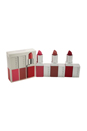 Clinique Pop Lip Colour + Primer Trio by Clinique for Women - 3 x 0.13 oz Bare Pop (02), Sweet Pop (09), Cherry Pop (08)