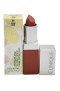 Clinique Pop Lip Colour + Primer - # 01 Nude Pop by Clinique for Women - 0.13 oz Lipstick