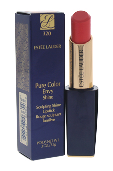 Pure Color Envy Shine Sculpting Shine Lipstick - # 320 Surreal Sun by Estee Lauder for Women - 0.1 oz Lipstick