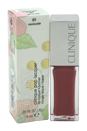 Clinique Pop Lacquer Lip Colour + Primer # 01 Cocoa Pop by Clinique for Women - 0.20 oz Lip Gloss