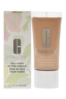 Stay-Matte Oil-Free Makeup - # 6 Ivory ( VF - N) by Clinique for Women - 1 oz Makeup