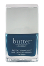 Patent Shine 10X Nail Lacquer - Chat Up by Butter London for Women - 0.4 oz Nail Lacquer