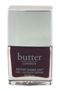 Patent Shine 10X Nail Lacquer - Rather Red by Butter London for Women - 0.4 oz Nail Lacquer